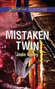 Mistaken Twin (Mills & Boon Love Inspired Suspense)
