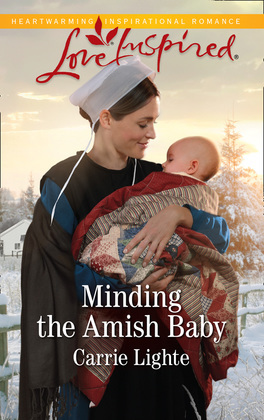Minding The Amish Baby (Mills & Boon Love Inspired) (Amish Country Courtships, Book 4)