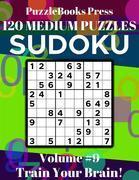 PuzzleBooks Press Sudoku – Volume 9