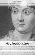 Jane Austen: The Complete Novels (Emma, Pride and Prejudice, Sense and Sensibility, Northanger Abbey, Mansfield Park, Persuasion, Lady Susan...)