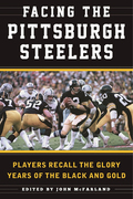 Facing the Pittsburgh Steelers
