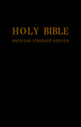 Holy Bible (American Standard Version): Old & New Testaments