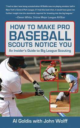 How to Make Pro Baseball Scouts Notice You