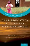 Deaf Education Beyond the Western World