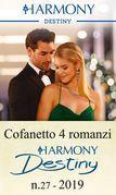 Cofanetto 4 romanzi Harmony Destiny - 27