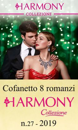 Cofanetto 8 romanzi Harmony Collezione - 27