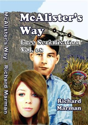 McALISTER'S WAY VOLUME 08 - Free Serialisation