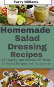 Homemade Salad Dressing Recipe