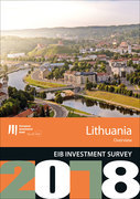 EIB Investment Survey 2018 - Lithuania overview