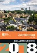 EIB Investment Survey 2018 - Luxembourg overview