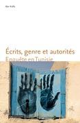 Écrits, genre et autorités