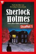Sherlock Holmes Staffel 1 – Kriminalroman