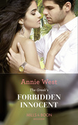 The Greek's Forbidden Innocent (Mills & Boon Modern)