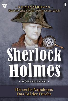 Sherlock Holmes Doppelband 3 – Kriminalroman