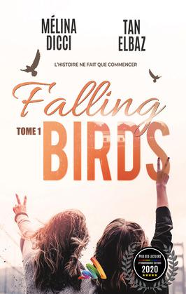 Falling Birds   Livre lesbien, romance lesbienne