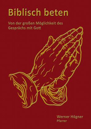 Biblisch beten