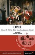 Storia di Roma dalla sua fondazione. Libro I