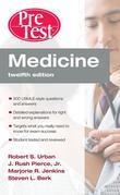 Medicine PreTest Self-Assessment & Review, Twelfth Edition: PreTest Self-Assessment & Review