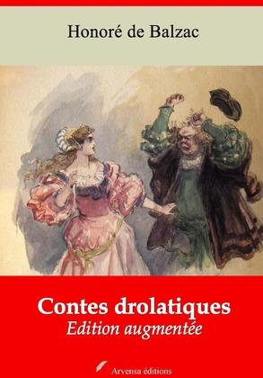 Contes drolatiques | Edition intégrale et augmentée
