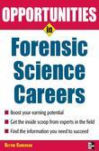 Opportunities in Forensic Science