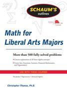 Schaum's Outline of Mathematics for Liberal Arts Majors