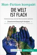 Die Welt ist flach von Thomas L. Friedman (Zusammenfassung & Analyse)