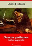 Oeuvres posthumes   Edition intégrale et augmentée