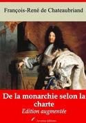 De la monarchie selon la charte | Edition intégrale et augmentée