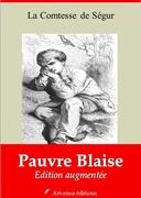 Pauvre Blaise | Edition intégrale et augmentée