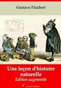 Une leçon d'histoire naturelle | Edition intégrale et augmentée