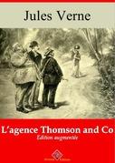 L'agence Thomson and Co | Edition intégrale et augmentée