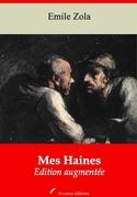 Mes Haines | Edition intégrale et augmentée