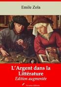 L'Argent dans la littérature | Edition intégrale et augmentée