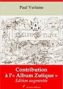 Contribution a l'« Album Zutique » | Edition intégrale et augmentée