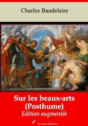 Sur les beaux-arts (Posthume)   Edition intégrale et augmentée