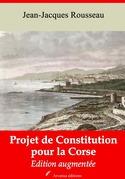 Projet de constitution pour la Corse   Edition intégrale et augmentée