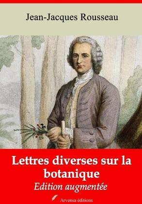 Lettres diverses sur la botanique | Edition intégrale et augmentée