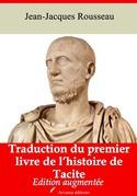 Traduction du premier livre de l'histoire de Tacite | Edition intégrale et augmentée