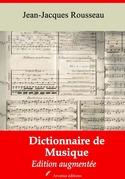 Dictionnaire de musique | Edition intégrale et augmentée