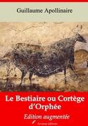 Le Bestiaire ou Cortège d'Orphée | Edition intégrale et augmentée