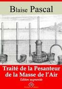 Traité de la pesanteur de la masse de l'air   Edition intégrale et augmentée