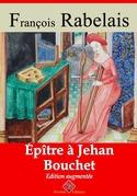 Épître à Jehan Bouchet | Edition intégrale et augmentée