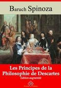 Les Principes de la philosophie de Descartes | Edition intégrale et augmentée