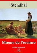 Moeurs deprovince | Edition intégrale et augmentée