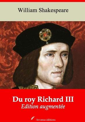 Du roy Richard III – suivi d'annexes