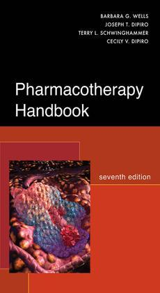 Pharmacotherapy Handbook EBOOK