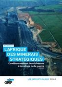 L'Afrique des minerais stratégiques