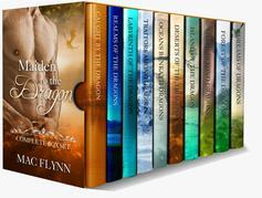 Maiden to the Dragon: Complete Box Set (Dragon Shifter Romance)