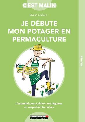 Je débute mon potager en permaculture, c'est malin