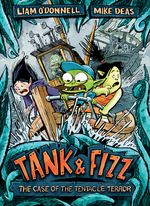 Tank & Fizz: The Case of the Tentacle Terror